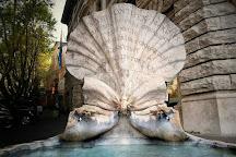 Fontana delle Api  del Bernini, Rome, Italy