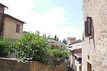 Monticchiello, Pienza, Italy