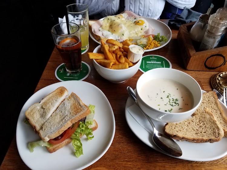 Café Restaurant Orff Amsterdam