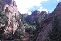 North Cheyenne Canon Park, Colorado Springs, United States