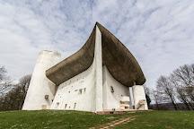 Chapelle Notre-Dame du Haut, Ronchamp, France