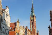 Gdańsk Town Hall, Gdansk, Poland