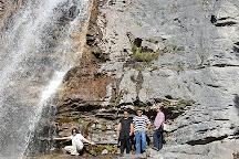 Tangle Creek Falls, Jasper National Park, Canada