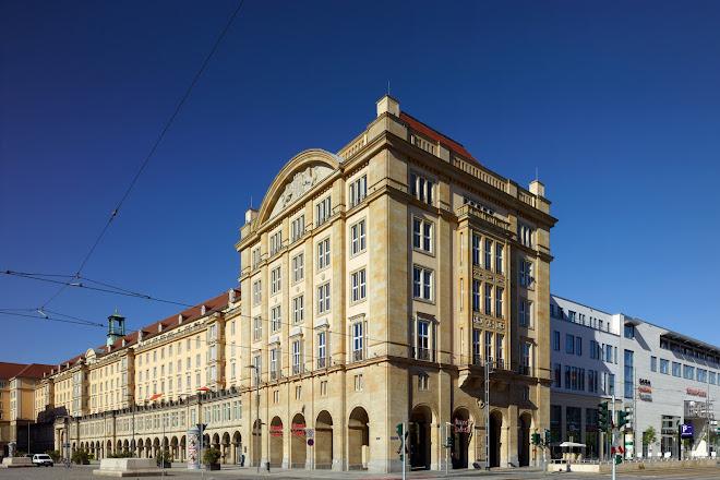 Visit Altmarkt Galerie Dresden on your trip to Dresden or