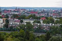 Krakus Mound, Krakow, Poland