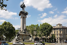 Monumento a Vittorio Emanuele II, Turin, Italy
