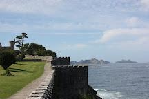 Fortaleza de Monterreal, Baiona, Spain