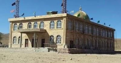 مسجد جامع امام علی مالستان