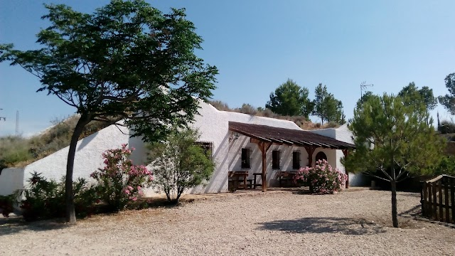 Casas Cueva Mirador del Negratin