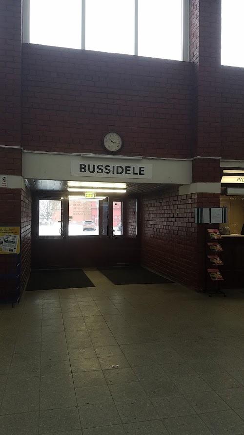 Bussijaama Kohvik