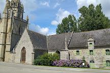 Chapelle Saint-Nicodeme, Plumeliau, France