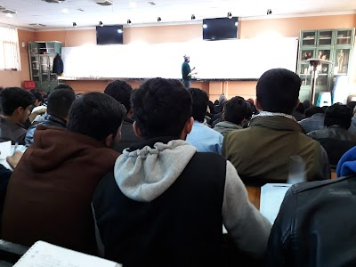Dr. Qais Robin Qarzi Prepatory School