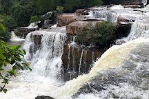 Kbal Chhay Waterfall, Sihanoukville, Cambodia
