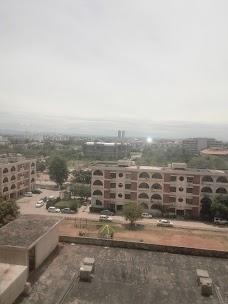 Evacuee Trust Complex Mosque islamabad