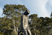 Monumento al Fundidor, Tandil, Argentina