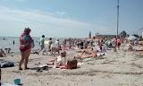 Городской пляж Геническ