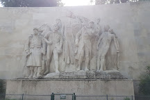 Le Monument aux Morts, Paris, France