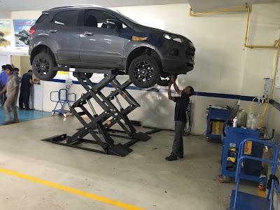 Vibrant Ford Service and Bodyshop Balanagar