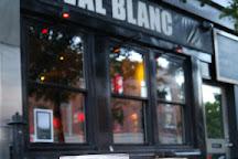 Le Cheval Blanc, Montreal, Canada