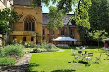 University College, Oxford, United Kingdom