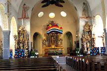 Parish Church of St. Mauritius, Zermatt, Switzerland