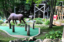 Northern Escapades Mini Golf, Bracebridge, Canada