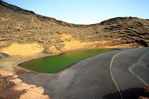 El Lago Verde, El Golfo, Spain