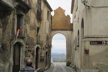 Porta del Sole, Gerace, Italy