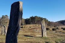Greby Gravfalt, Grebbestad, Sweden