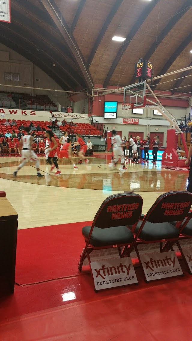 Chase Arena at Reich Family Pavilion