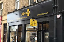 Jeffrey st. Whisky and Tobacco, Edinburgh, United Kingdom
