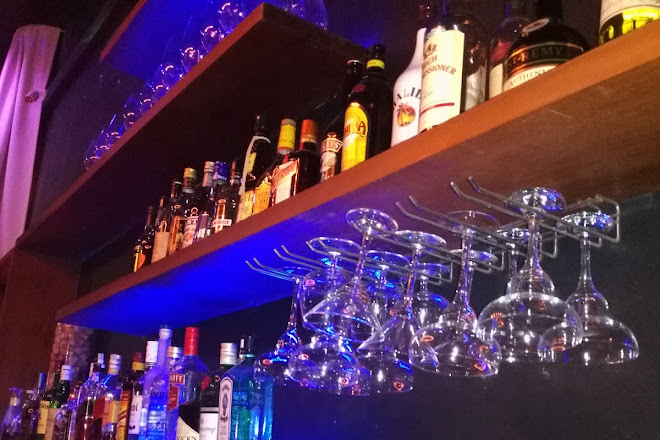 The Station Wine Bar, Siem Reap, Cambodia