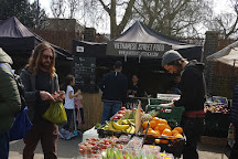 Primrose Hill Market, London, United Kingdom