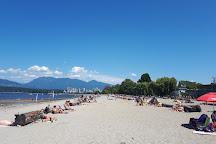 Kitsilano Beach, Vancouver, Canada