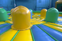 Inflatable World, Campbells Bay, New Zealand