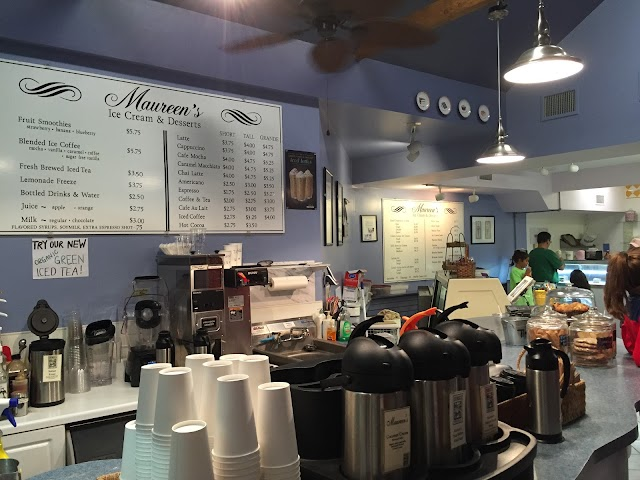 Maureen's Ice Cream and Desserts