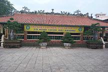 Hoi Khanh Pagoda, Thu Dau Mot, Vietnam