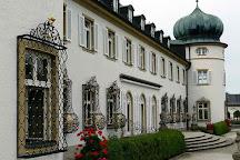 Schloss der Klinik Hoehenried, Bernried am Starnberger See, Germany