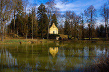 Zamek Cervena Lhota, Bohemia, Czech Republic