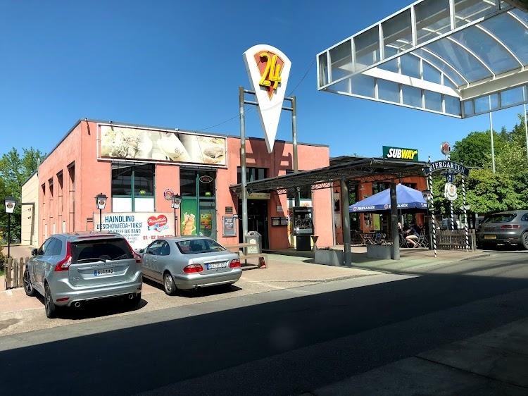 Shell Berg bei Neumarkt in der Oberpfalz