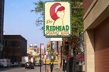 Redhead Piano Bar, Chicago, United States