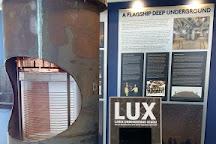 Sanford Lab Homestake Visitor Center, Lead, United States