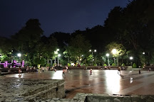 Bungkul Park, Surabaya, Indonesia