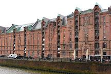 Genuss-Speicher, Hamburg, Germany