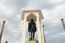 Statue Of Gandhi, Pondicherry, India