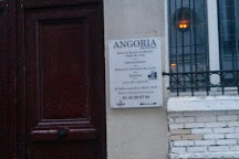 Institut Angoria, Paris, France