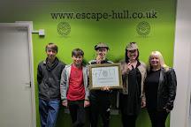 Escape Hull, Kingston-upon-Hull, United Kingdom