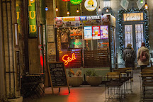 Wodor Bar, Budapest, Hungary