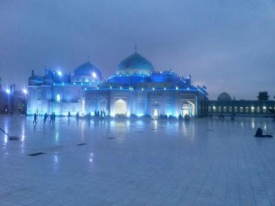 Baba Qamber Masjed