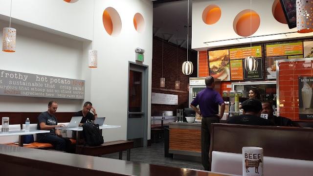Burger Lounge